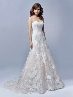 Jacqueline Elean 2017 Wedding Collection | Sneak preview! 2017 Enzoani collections - Love Our Wedding