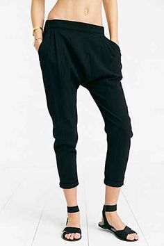 BDG Patterned Porter Pant - Urban Outfitters