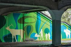 Seattle Magazine | Home and Garden/Architecture & Building | Vibrant New Murals in Seattle