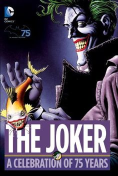 Amazon.com: The Joker: A Celebration of 75 Years (9781401247591): Various: Books