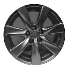 "2008 Lexus LS600H 19"" x 8"" Alloy Wheel:  Description: 19"" x 8"" Alloy Wheel  CHROME; 5 TRIPLE SPOKE  Pack:	SINGLE WHEEL  Discount Price:	$311.45	  Fits:	2008 Lexus LS600H  Part No:	ALY74197U85  Shipping Notes:  Free Shipping When You Buy set of 4 Rims"