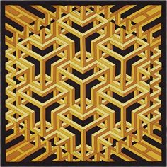b268603eecff La Maison des Carrés Hermès Carre Cube Cubi, Motivi Per Sciarpe, Labirinti,  Sciarpe