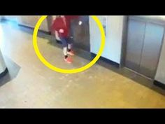 WATCH: Man rescues Dog from Elevator after getting dragged up by leash i...