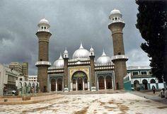 Jamia MOSQUE IN NAIROBI – KENYA | Beautiful Mosques Gallery around the world