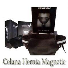 Celana Hernia merupakan terapi konservatif sebagai alat penyangga hernia agar tidak bertambah besar dan parah