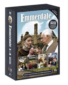 NetAnttila - Emmerdale 1-81 osat 1 - 4 boksi DVD | Elokuvat. 49,95e