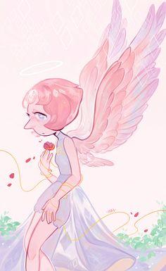 Mi ángel,mi todo, mi perla