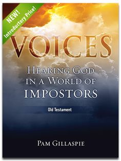 Voices: Hearing God in a World of Impostors (Old Testament) A 2 part study on Discernment By Pam Gillaspie
