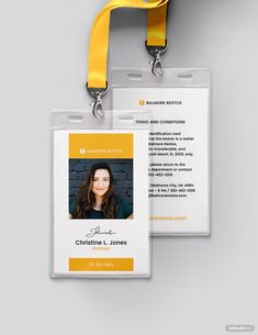 Restaurant ID Card Template #AD, , #Paid, #ID, #Restaurant, #Template, #Card Microsoft Publisher, Microsoft Word, Identity Card Design, Brand Identity, Classroom Rules Display, Vintage Typography, Vintage Logos, Id Card Template, Adobe Indesign