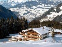 #MONTAFON #SKIURLAUB #HOTEL Alpenhotel Garfrescha in Montafon günstig buchen / Österreich www.winterreisen.de