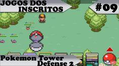 JOGOS DOS INSCRITOS - Pokemon Tower Defense 2 - #09