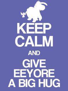 Do it for Eeyore