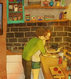 Love Is - Artist Captures Little Moments Of Love