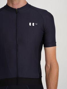 Men's Everyday Everyone Jersey | Cycling Jersey | Navy – brillibrilliant/unicorn