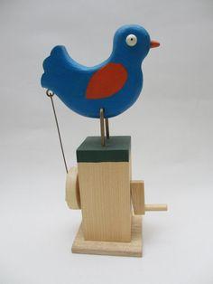 Pecking Bird Automaton