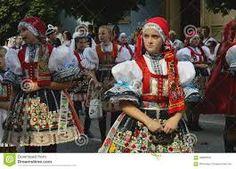 Výsledek obrázku pro czech moravian costumes