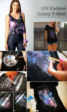 30 Awesome T Shirt DIYs Makeovers You Should Try Right Now!