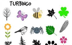 Turbingo er fin motivasjon for å få barn med på tur. Autumn Crafts, Spring Crafts, Bingo, Snow Globe Crafts, Love Decorations, Summer Crafts For Kids, Light Crafts, Science Experiments Kids, Free Coloring