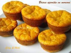 Briose aperitiv cu morcovi, Poza 3 Muffin, Cooking Recipes, Breakfast, Food, Morning Coffee, Eten, Cupcakes, Muffins