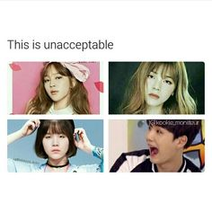 "14.6k Likes, 209 Comments - ✧⁘☽ spam @smolcupoftae ☾⁘✧ (@pandawithnojams) on Instagram: ""when they look prettier than me"""