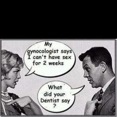 Typical guy answer. lol