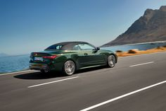 The 2021 BMW 4-Series Convertible ditches the retractable hardtop for cloth | Credit: Fabian Kirchbauer Photography Bmw Serie 4, Bmw 4 Series, Nova Bmw, Morgan Motors, Detroit Area, Bmw Models, Combustion Engine, Auto News, Counting Cars