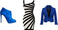 """""""simply blue"""" by beth12325 on Polyvore"""