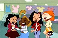 Images of Penny Proud from The Proud Family. Black Girl Art, Black Art, Art Girl, Cartoon Memes, Cartoons, Karate Classes, The Proud Family, Disney Wiki, 2000s