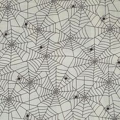 Insects, USA, c. 1930s, roller-printed cotton #TextileDesigns #SusanMeller #TheDesignLibrary #insects #spiders #spiderweb #creepycrawly #feedsack #itsybitsyspider #surfacedesign #textile #pattern #beinspired