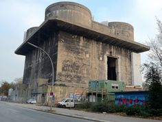 A former Nazi bunker located in the Wilhelmsburg district of Hamburg, Germany is about to get a full-scale makeover. The building is set to become Europe's largest renewable energy power plant.