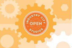 Industry City Open Studios Studios, Industrial, Nyc, City, Poster, Design, Studio, Industrial Music, Cities