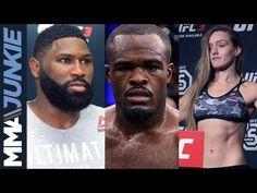 MMA MMAjunkie Radio #2728: Curtis Blaydes, Aspen Ladd and Bevon Lewis