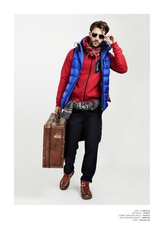 """Penfield - Fall/Winter 2013 Collection Lookbook   """"The Coldest Day"""""""