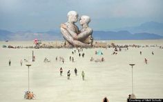 embrace / Burning Man 2014