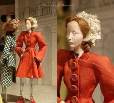 Art Dolls by Du Buh Du Designs: { Théâtre de la Mode }