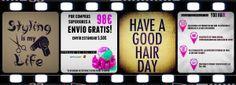 www.youhair.es Elige los mejores productos para el cuidado del cabello que nosotros te lo llevamos a donde tú nos digas!