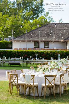 Winery wedding at Wente Restaurant and Winery