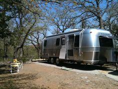 Our very first camping trip in the Airstream!