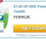 New febreze coupons