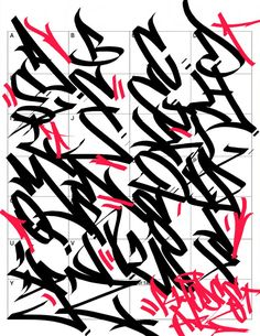 Graffiti Letters: 61 graffiti artists share their bomb science style – … Graffiti Letters: 61 graffiti artists share their bomb science style – … – Creavity – Graffiti Text, Wie Zeichnet Man Graffiti, Graffiti Doodles, Graffiti Writing, Graffiti Tagging, Street Art Graffiti, Graffiti Artists, Graffiti Alphabet Styles, Graffiti Lettering Alphabet