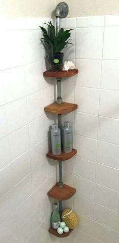 Shower shelvez
