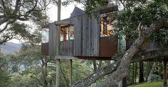Dormir dans une cabane dans un arbre à Big Sur, Etats-Unis : http://www.trip85.com/2011/02/20/dormir-dans-une-cabane-dans-un-arbre-%C3%A0-big-sur-etats-unis/