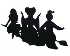 SANDERSON SISTERS Vinyl Decal Disney Hocus Pocus | Etsy