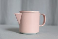 Pink Ceramic Teapot Claska   Remodelista. http://www.remodelista.com/products/pink-ceramic-tea-pot