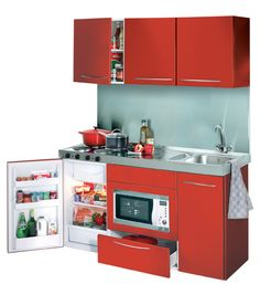 Products : Cupboard Kitchens :: Space Savers