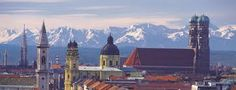 Are you looking for a Hotel in Munich? A few metro stops from the city centre, in the trendy district of Westend, is the Sheraton Munich Westpark located. Places Ive Been, Places To Visit, Neuschwanstein Castle, Kirchen, Holiday Destinations, Dream Vacations, The Good Place, Taj Mahal, Europe