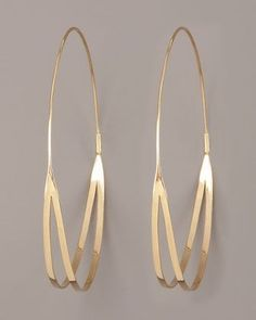 cool Lana Flirt Hoop Earrings