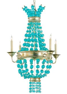Currey and Company Serena Chandelier. This is on display at the showroom where I work.  It is awesome in person!