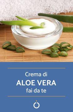 Come fare una crema di aloe vera in casa fai da te: ingredienti e procedimento! #faidate #diy #aloevera #aloe #crema #bellezza #face #body #consigli
