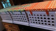 How to Make a No-Sew Milk Crate Seat